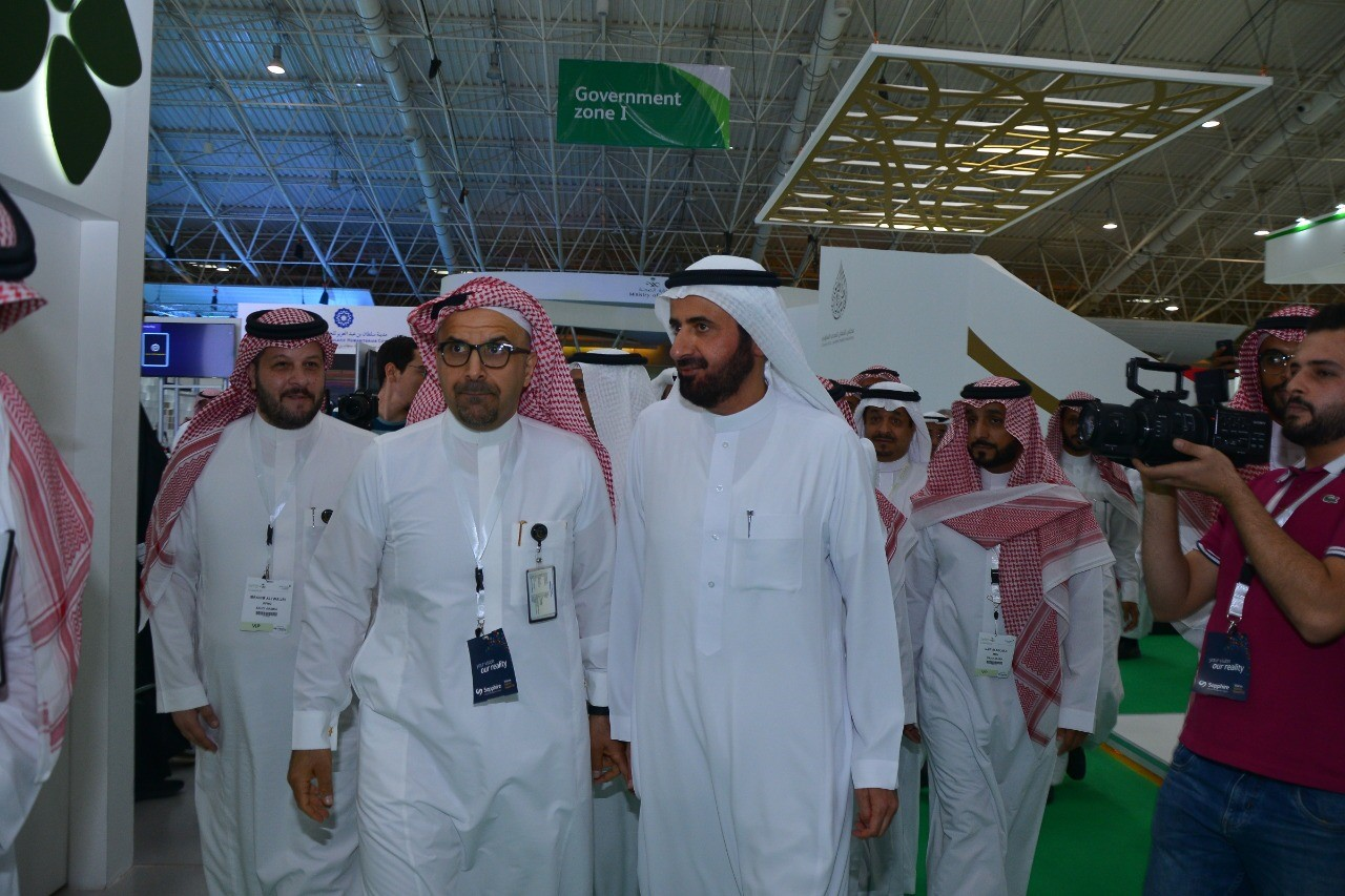 "Smart Clinics leads ""KFMC"" Services at Global Health Exhibition"