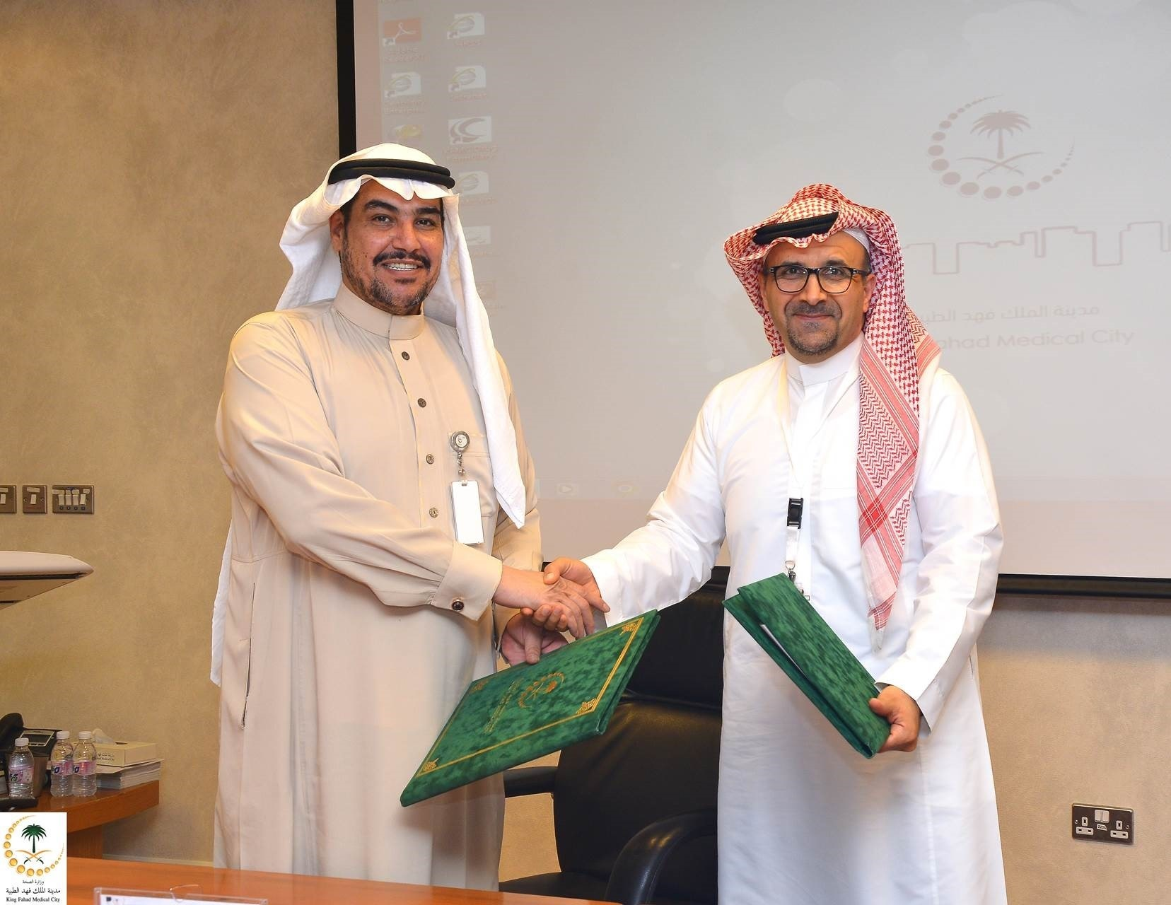 """KFMC"" and ""Enayah"" Sign MOC for Patient Service"