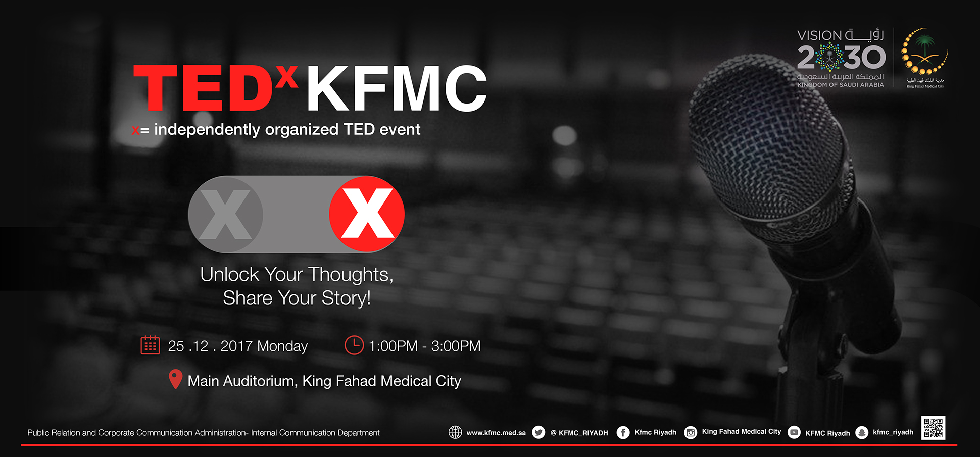 TEDex KFMC unlock your thoughts LCD.JPG